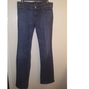 7 For All Mankind Womens Jeans tag size 30 Flynt